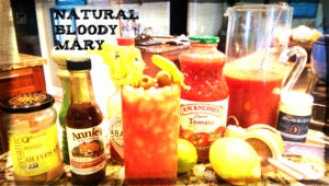 Bloody Mary natural ingred