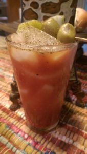 The Best Damn Natural Bloody Marys